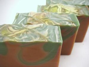Oakmoss Handmade Soap from Sirona Springs