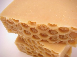 Honeycomb Handmade Soap from Sirona Springs