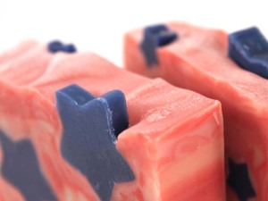 Summer Stars Handmade Soap