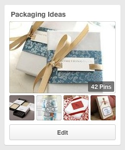 Packaging Ideas Board